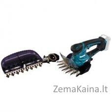 Makita UM600DZX akumuliatorinės žolės žirklės Juoda, Mėlyna 12 V