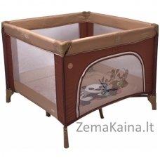 Maniežas Coto Baby Conti Brown