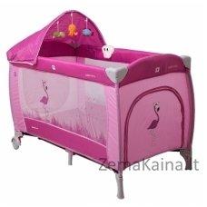 Maniežas Coto Baby Samba Lux Pink