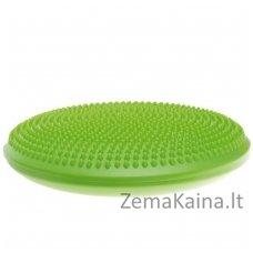 Masažinė balansinė pagalvėlė SPOKEY Fit Seat Green