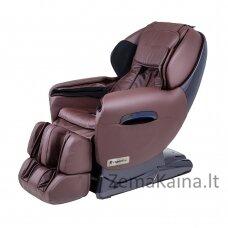 Masažinė kėdė inSPORTline Dugles - Dark Brown