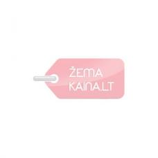 Masažinis jogos volas inSPORTline Elipo 14x10cm - Grey