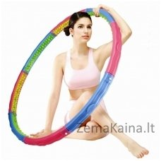Masažinis lankas Vita Health Hoop, 108 cm