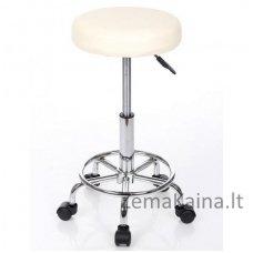 Masažuotojo kėdė Restpro Round 2/Cream