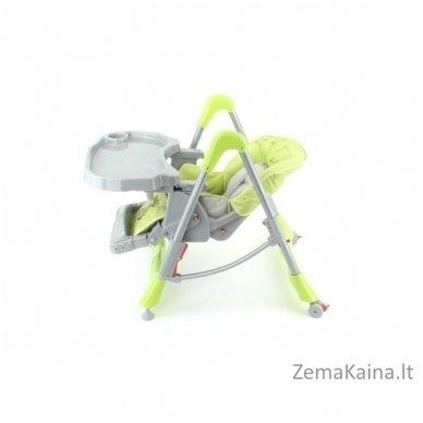 Maitinimo kėdutė Coto Baby Mambo Olive 5