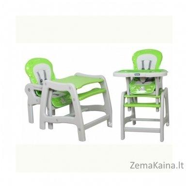 Maitinimo kėdutė Coto Baby Stars Green