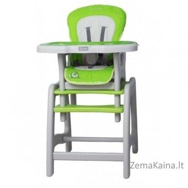 Maitinimo kėdutė Coto Baby Stars Green 2