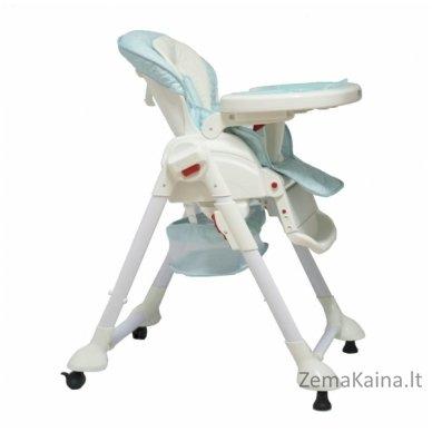 Maitinimo kėdutė - supynės Coto Baby Zefir Green 5