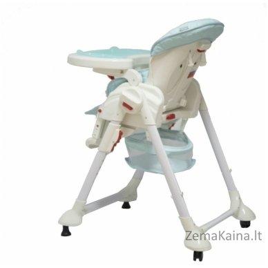Maitinimo kėdutė - supynės Coto Baby Zefir Green 6