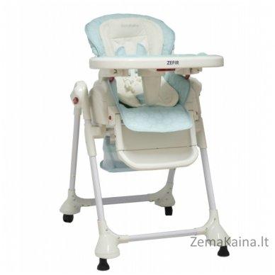Maitinimo kėdutė - supynės Coto Baby Zefir Green 4