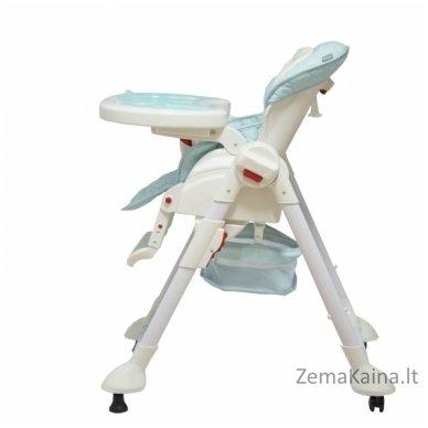 Maitinimo kėdutė - supynės Coto Baby Zefir Green 3