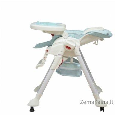 Maitinimo kėdutė - supynės Coto Baby Zefir Green 2