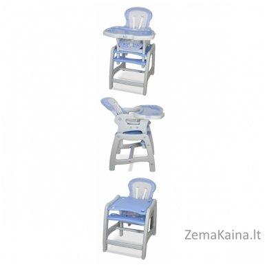 Maitinimo kėdutė - transformeris Coto Baby Stars Blue 2