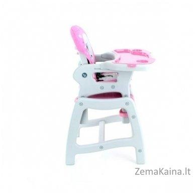 Maitinimo kėdutė - transformeris Coto Baby Stars Blue 5