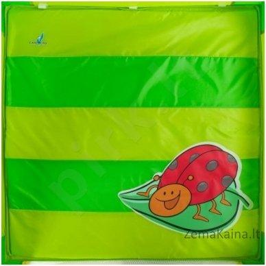 Maniežas Caretero Quadra Žalia 2