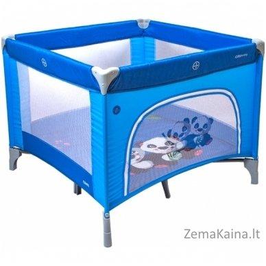 Maniežas Coto Baby Conti Blue