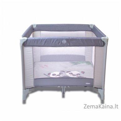 Maniežas Coto Baby Conti Grey 2