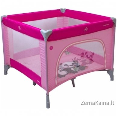 Maniežas Coto Baby Conti Pink
