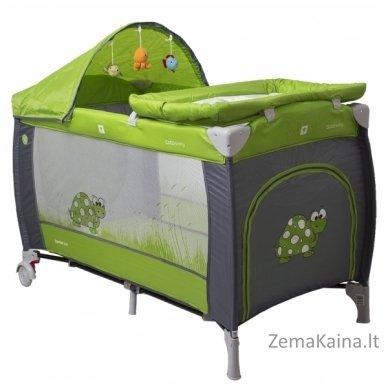 Maniežas Coto Baby Samba Lux Blue 2