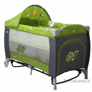 Maniežas Coto Baby Samba Lux Green 3