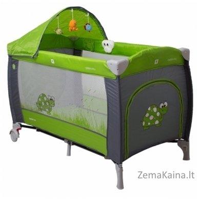 Maniežas Coto Baby Samba Lux Green 2