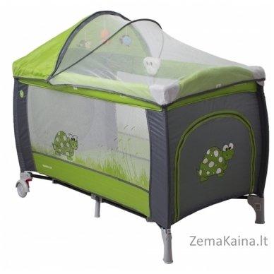 Maniežas Coto Baby Samba Lux Grey 3