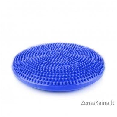 Masažinė balansinė pagalvėlė SPOKEY Fit Seat Blue