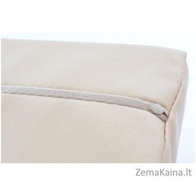 Masažinio stalo pagalvėlė Restpro pusinė / beige 2