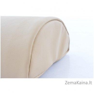 Masažinio stalo pagalvėlė Restpro pusinė / beige 5