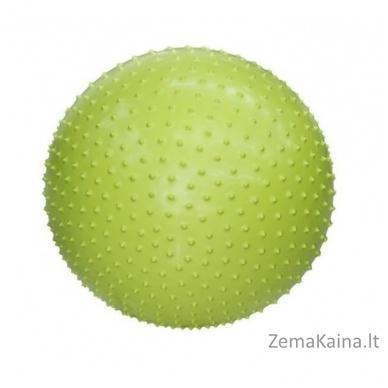 Masažinis gimnastikos kamuolys LAUBR Sport, 55 cm