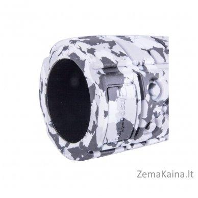 Masažinis volas inSPORTline Cilindro 10x30cm (pilkas) 3