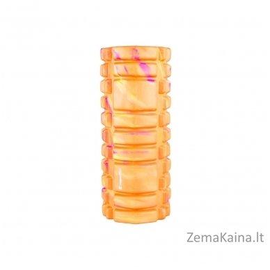 Masažinis volas inSPORTline Lindero 13x32cm (oranžinis) 4