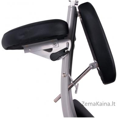 Masažo kėdė InSportLine Relaxxy Aluminum 5
