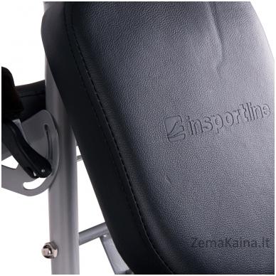 Masažo kėdė InSportLine Relaxxy Aluminum 8