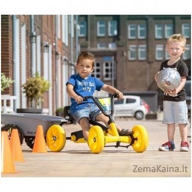 Mašinėlė vaikams 2-5m. Berg Buzzy BSX (iki 30kg/120cm) 4