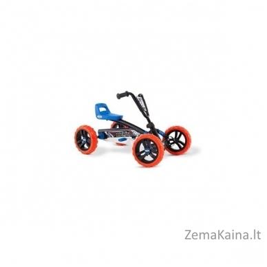 Mašinėlė vaikams 2-5m. Berg Buzzy Nitro (iki 30kg/120cm) 6
