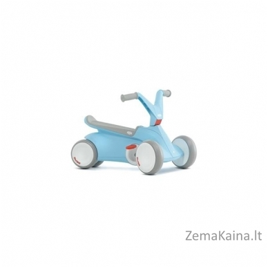 Mašinėlė vaikams iki 2.5m. Berg GO² Blue (iki 20kg/100cm)