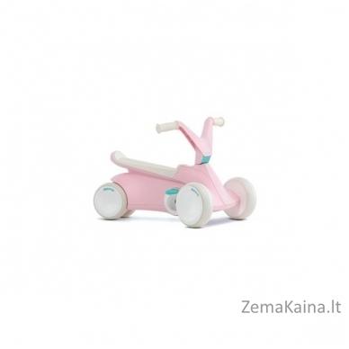Mašinėlė vaikams iki 2.5m. Berg GO² Pink (iki 20kg/100cm)