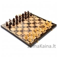 Mediniai šachmatai Royal Chess Magiera 24333