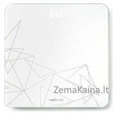 MEDISANA ELEKTRONINĖS SVARSTYKLĖS PS 437 GLASS