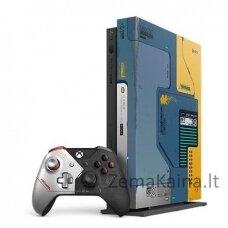 Microsoft Xbox One X Cyberpunk 2077 Limited Edition 1000 GB Wi-Fi