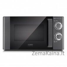 Mikrobangų krosnelė Caso Microwave oven M20 Ecostyle Free standing, 20 L, 700 W