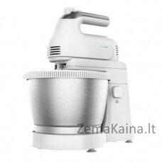 Mikseris Cecotec PowerTwist 500 Steel 04122, su stovu, 500 W, baltas