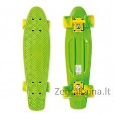 Mini lenta Penny Board Street Surfing Beach Board ABEC-7 - California Dream Green