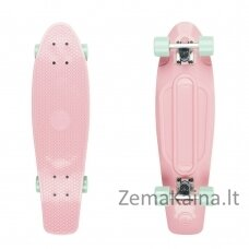 "Mini riedlentė Penny Board Big Fish 27"" ABEC11 - Pink/White/Blue"