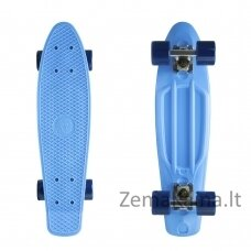 "Mini riedlentė Penny Board Fish Classic 22"" ABEC11 - Blue-Silver-Navy"