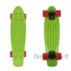 "Mini riedlentė Penny Board Fish Classic 22"" ABEC11 - Green-Black-Red"