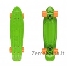 "Mini riedlentė Penny Board Fish Classic 22"" ABEC11 - Green/Orange"