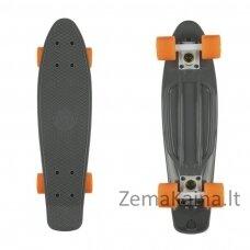 "Mini riedlentė Penny Board Fish Classic 22"" ABEC11 - Grey-White-Orange"