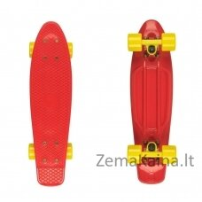 "Mini riedlentė Penny Board Fish Classic 22"" ABEC11 - Red/Yellow"